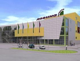 Торговый центр Лавина, Хмельницкий, Проскуровского подполья