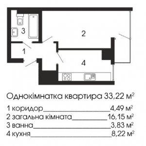 ЖК Національний, Львів, Стрийська