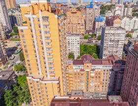 ЖК Златоуст, Киев