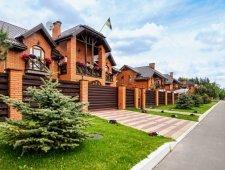 Котеджный городок Парк Хаус, Киев - Гора