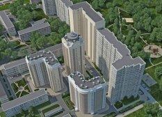 ЖК Сосновий бор, Київ, Олевська (3 черга)