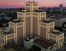 Деловой центр МЕНОРА, Днепр