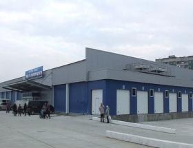 Комплекс Шувар (терминал рыба и морепродукты), Львов