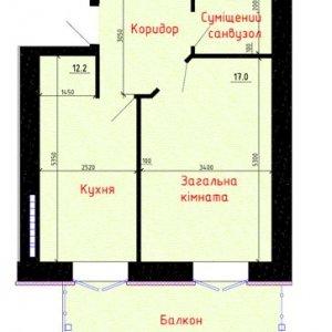 Новобудова, Суми, 4 Продольна