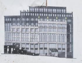 Офісний центр, Київ, Сагайдачного