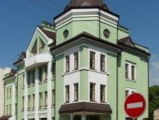 Офісний центр, Львів, Міхновських