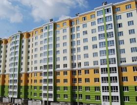 ЖК Европейский город, Крюковщина (1-2 очередь)