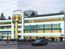 ТЦ Театральний, Суми, пл. Покровська