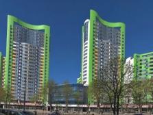 ЖК Паркове місто, Київ, Вишгородська (1 та 2 черга)
