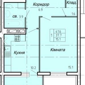 ЖК ATLANTA TOWER, Тернополь