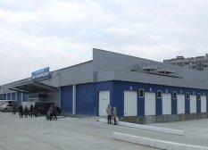 Комплекс Шувар (термінал Риба та морепродукти), Львів
