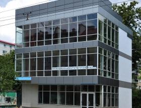Торгово-офисный центр, Львов, Рубчака