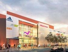 Торговый центр Sky Mall (Скай Молл), Киев, пр. Ватутина