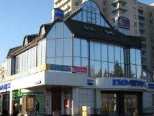 Офисно - торговый центр Политон, Ровно, Киевская
