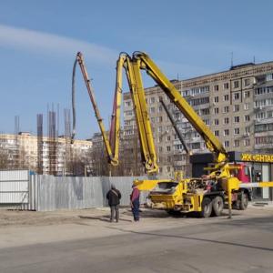 ЖК Янтарный, Днепр