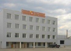 Офісно складський комплекс Форум Лагерхаус, Київ