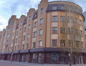 БЦ Словацкий, Ровно, Словацкого