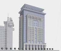 Бізнес-центр , Київ, Горького (Антоновича)