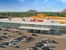 ТЦ Амстор, Донецк, Добровольского