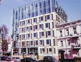 Бізнес центр, Київ, Михайлівська