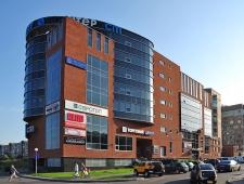 Торгово-офисный центр Интерсити, Львов, пр. Черновола