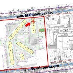 ЖК Гранд Сити Домбровский, Житомир