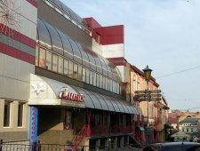 Торговий центр Едельвейс, Ужгород, Волошина