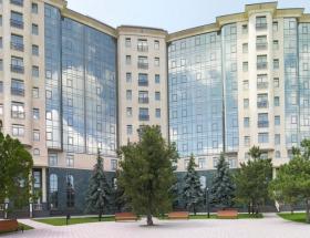 БЦ Королівські сади, Одеса, Французький бульвар