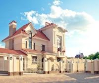 Котеджный городок Оазис, Одесса, Фонтанская дорога, Донского