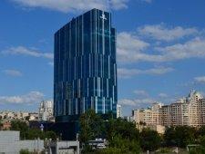 Бізнес-центр 101 Tower (Тауер), Київ, Л. Толстого - Жилянська