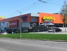 Торговий комплекс Terra (Терра), Кривий Ріг, 5 мкр. Зарічний - Електрозаводська