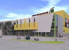 Торговий центр Лавина, Хмельницький, Проскурівського підпілля