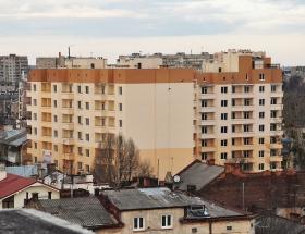 Новостройка, Львов, Михновських