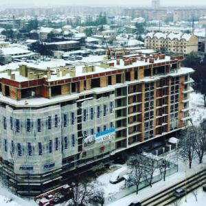 ЖК Будапешт, Ужгород