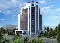 Торгово-офісний центр, Чернігів, пр. Перемоги