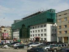 Бізнес-центр Емеральд, Львів, пл. Петрушевича