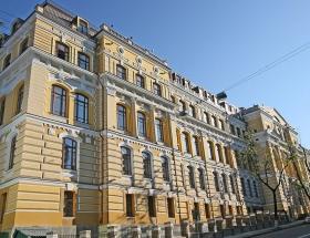 БЦ Ренесанс, Київ, Воровського