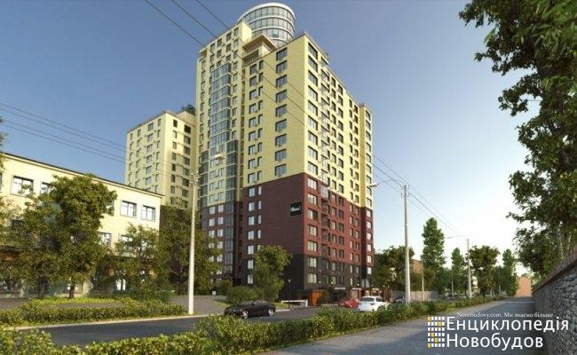 ЖК Хенесі Хаус, Київ, Нагірна