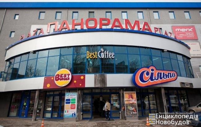 Торгово-розважальний комплекс Панорама Плаза  Івано-Франківськ