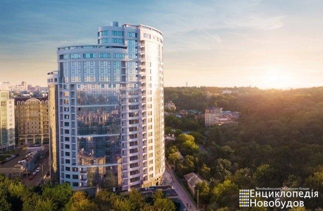 ЖК Busov Hill (Бусов Хіл), Київ, Буслівська 12