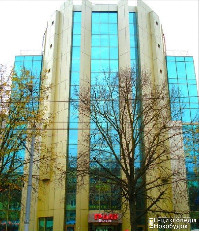 Торгово-офісний центр Гранд Волинь, Луцьк, пр. Волі