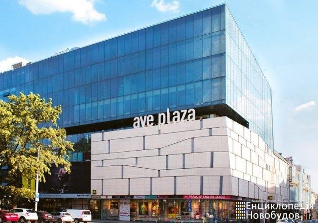 Торгово-офисный центр AVE Plaza,(АВЕ Плаза), Харьков, Сумская