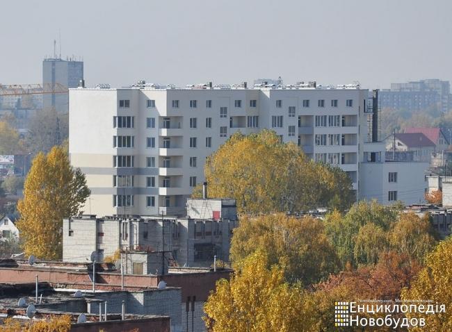 Новобудова, Львів, Сумська (Новий Львів)