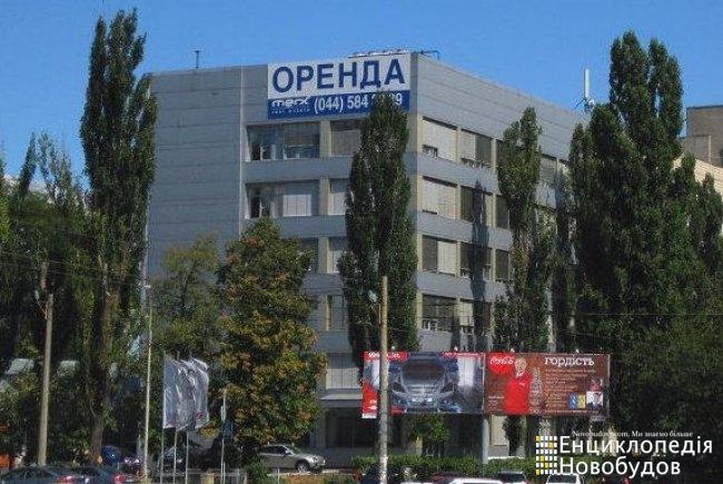 БЦ, Київ, Дегтярівська