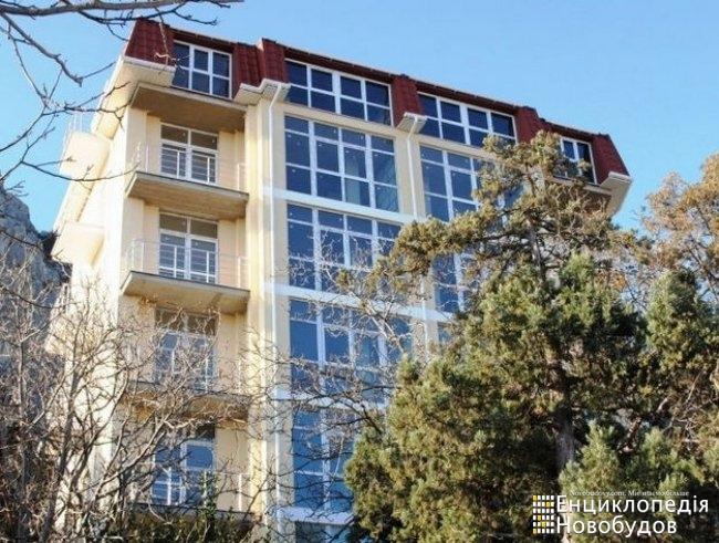 ЖК Лунный камень, Крым, Симеиз