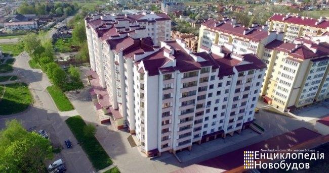 ЖК Затишна Оселя, Івано-Франківськ