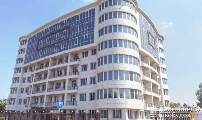 Офісний центр Іллічівська Перлина, Чорноморськ