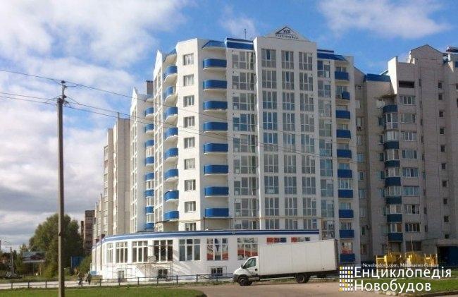 Новобудова, Чернігів, Бєлова