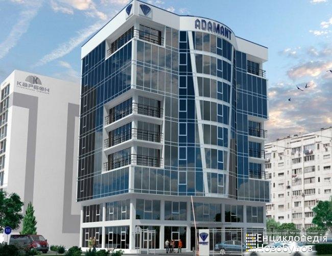 Бізнес центр Адамант, Севастополь, Колобова