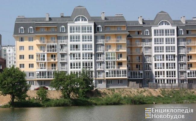ЖК Стрелецкая набережная, Чернигов